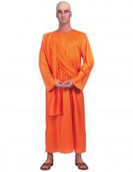 Disfraz de monje budista adulto