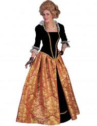 Disfraz de emperatriz barroca mujer
