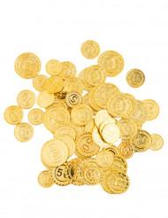 65 Monedas piratas