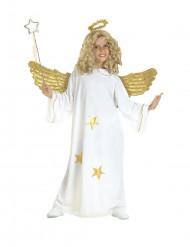 Disfraz de ángel estrella niño