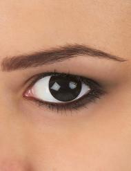 Lentillas ojo negro