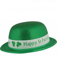 Sombrero con brillantina San Patricio