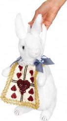 Bolso de mano de conejo Alicia