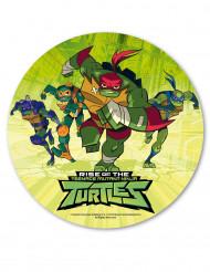 Disco Oblea Tortugas Ninja™ 20 cm