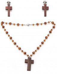 Kit accesorios monja mujer