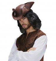Tricornio pirata adulto