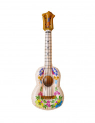 Guitarra hawaiana inflable