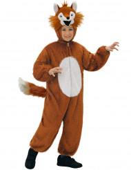 Disfraz de zorro niño