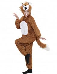 Disfraz de zorro adulto