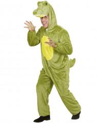 Disfraz de cocodrilo para adutto