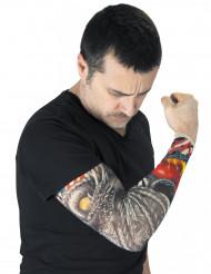 Manga tatuajes dragón