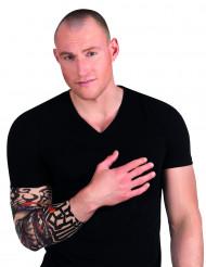 Mangas de tatuajes esqueleto