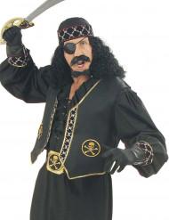Chaleco de pirata adulto