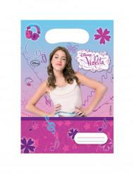6 Bolsas regalo Violetta™