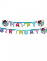 Guirnalda Happy Birthday Doctora Juguetes™