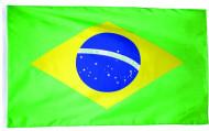 Bandera de Brasil 90 x 150cm