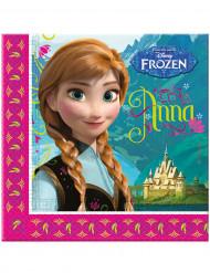 20 Servilletas Frozen™ 33 cm