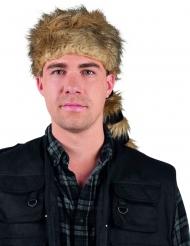 Sombrero trampero cazador