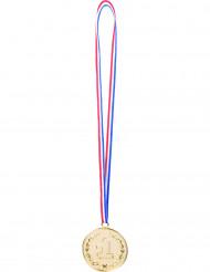3 Medallas número 1