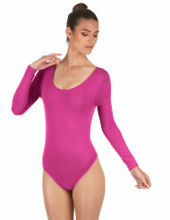 Body fucsia adulto