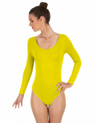 Body amarillo adulto