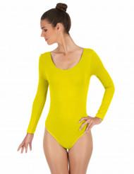 Body amarillo adulto
