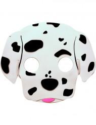 Máscara perro dálmata niño
