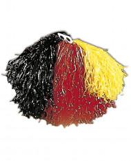 Pompón hincha de Alemania