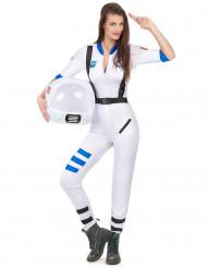 Disfraz astronauta mujer