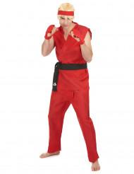 Disfraz de kung fu hombre