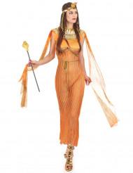 Disfraz princesa egipcia mujer