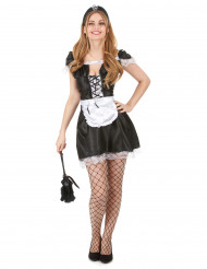 Disfraz de criada mujer
