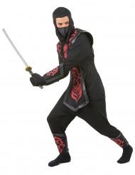 Disfraz ninja hombre