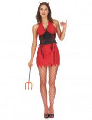 Disfraz de diablesa mujer