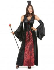 Disfraz de vampiresa mujer