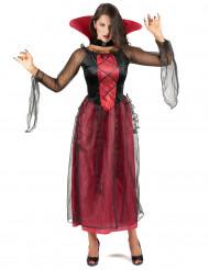 Disfraz de vampiro mujer