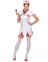 Disfraz enfermera para mujer