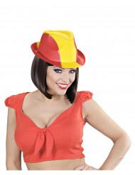 Sombrero hincha España adulto