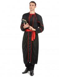 Disfraz obispo hombre