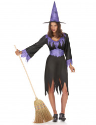 Disfraz de bruja mujer