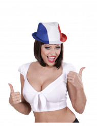 Sombrero de hincha de Francia adulto