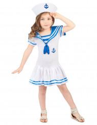 Disfraz marinero niña