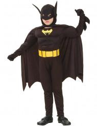 Disfraz superhéroe murciélago niño