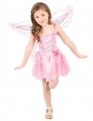 Disfraz hada mariposa niña