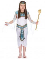 Disfraz reina de Egipto niña