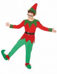 Disfraz elfo niño