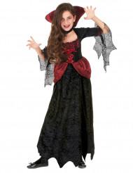 Disfraz de vampiro niña