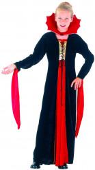 Disfraz vampiro niña