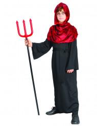 Disfraz demonio niño