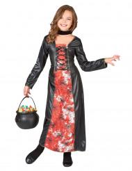 Disfraz de reina araña niña Halloween